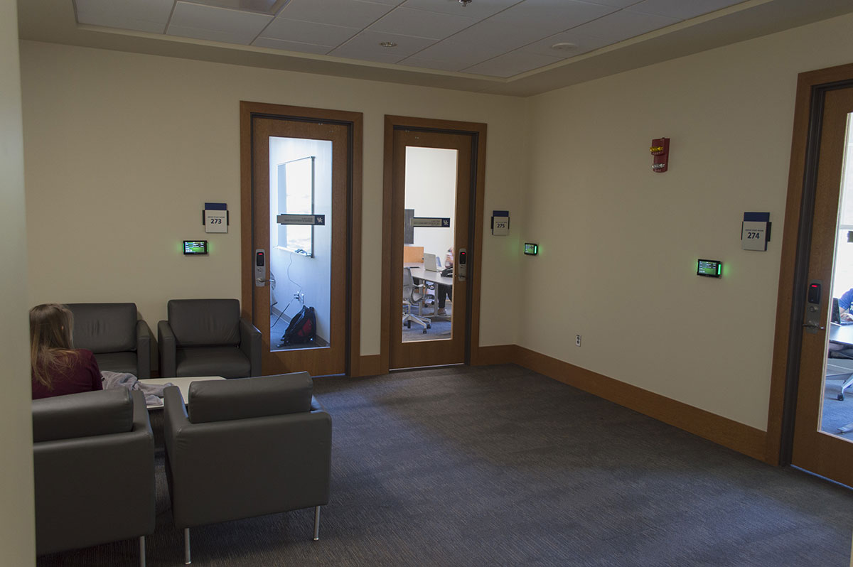 Suite of Study Rooms