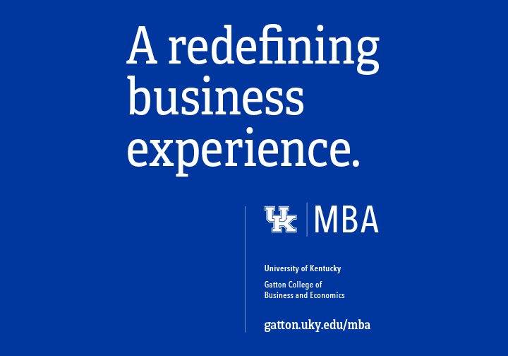 University of Kentucky MBA | Gatton College of Business and