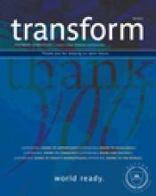 2012: Transform-Winter